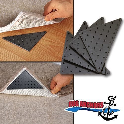 If You Are Tired Of Your Throw Rugs Slipping Or Curling Up At The