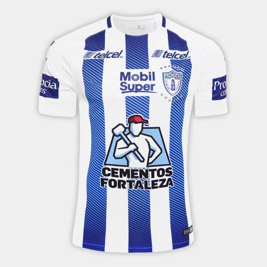 pachuca cf 2017 18 season home liga mx shirt jersey Pachuca Fc 69034fcff