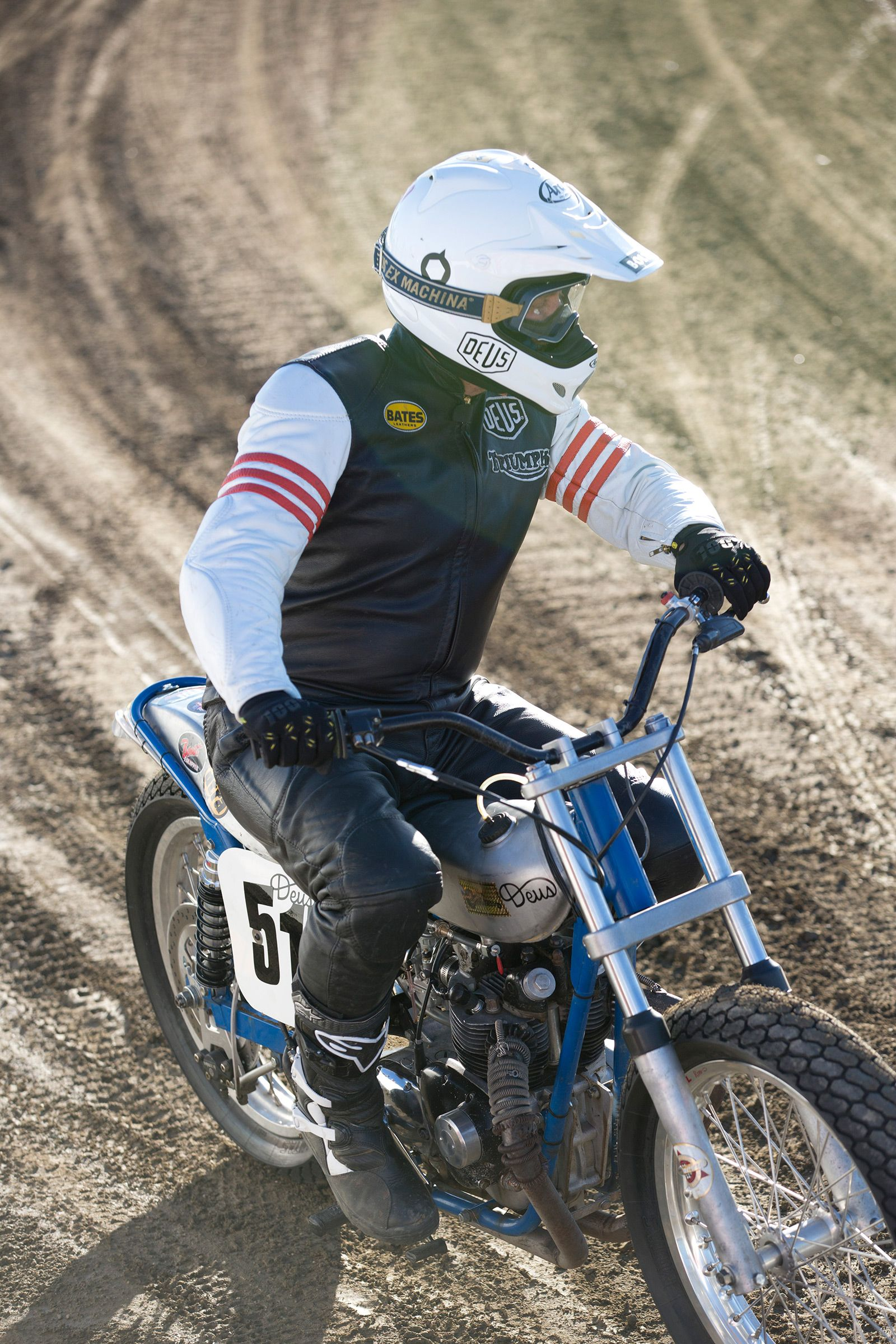DEUS x Ride 100% x Dimitri Coste | DERESTRICTED