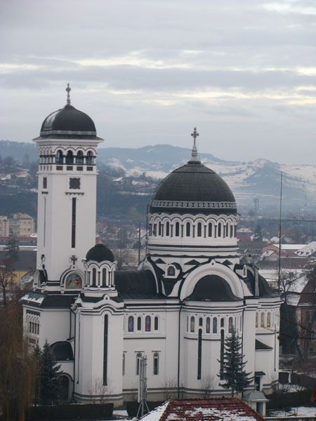 Sighisoara, Romania - Old Town