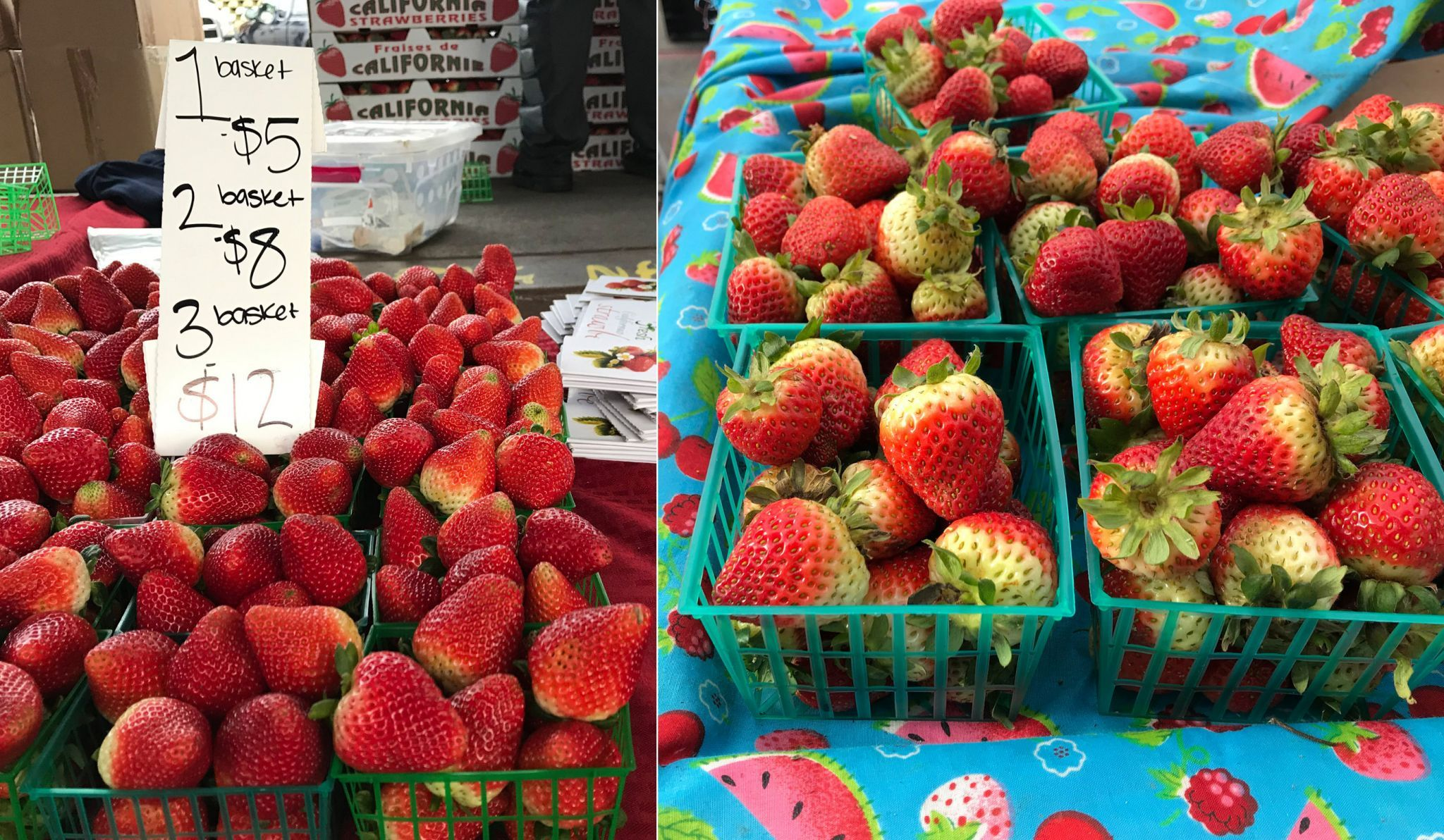 Ferry Building Vs Alemany Which Farmers Market Has Better Prices Farmers Market California Food Beautiful Fruits