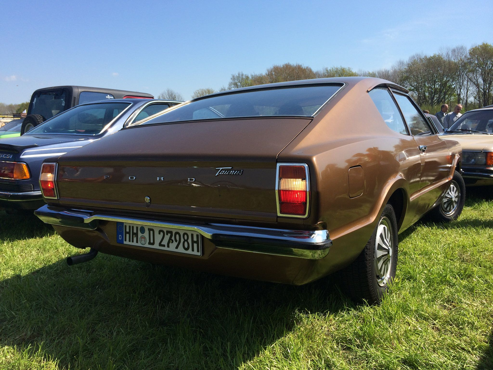 Ford Taunus Coupe Ford Classic Cars Classic Cars Bmw Series