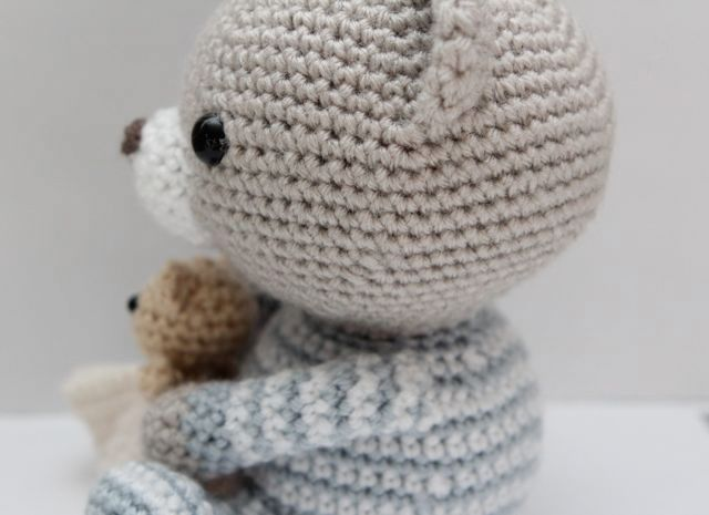Amigurumi Crochet Patterns Teddy Bears : Haribo bear amigurumi pattern by little muggles amigurumi