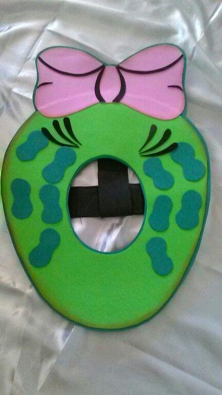 Mascara tartaruga