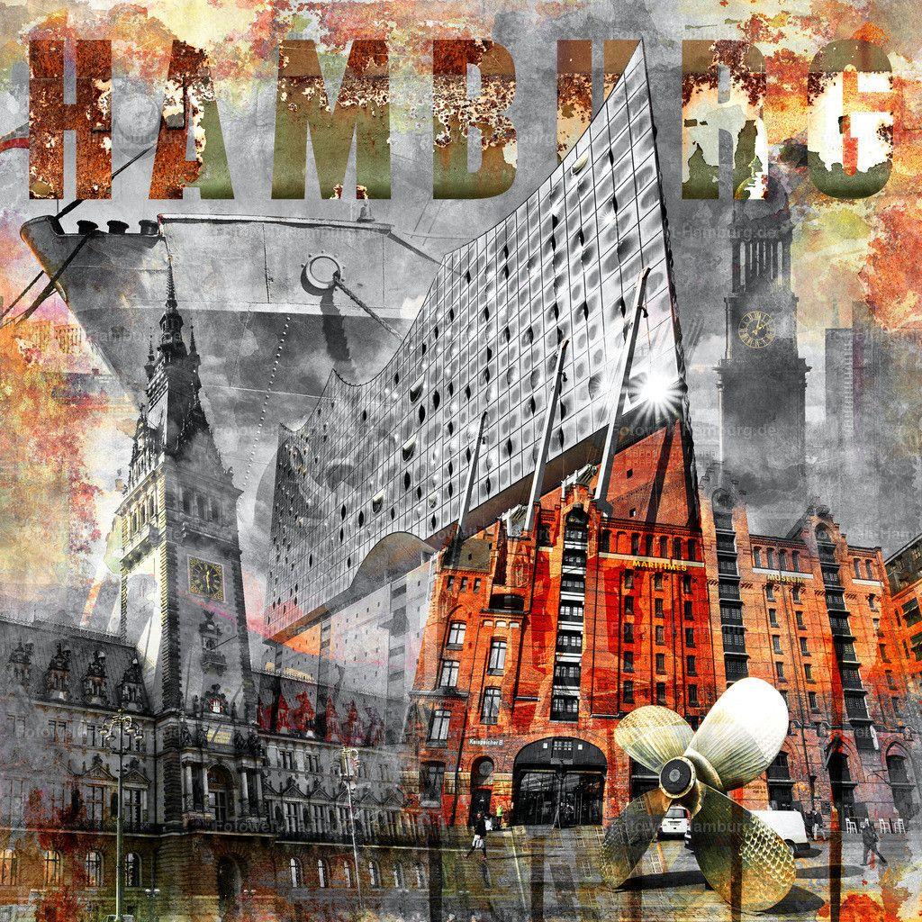 37++ Hamburg bilder auf leinwand Sammlung