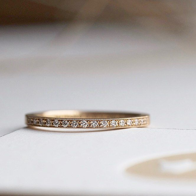 Photo of ALTESSE – delicate brilliant engagement ring in rose gold