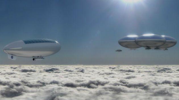 RENOVAÇÃO: NASA planeja uma habitar Vênus através de cidades ...