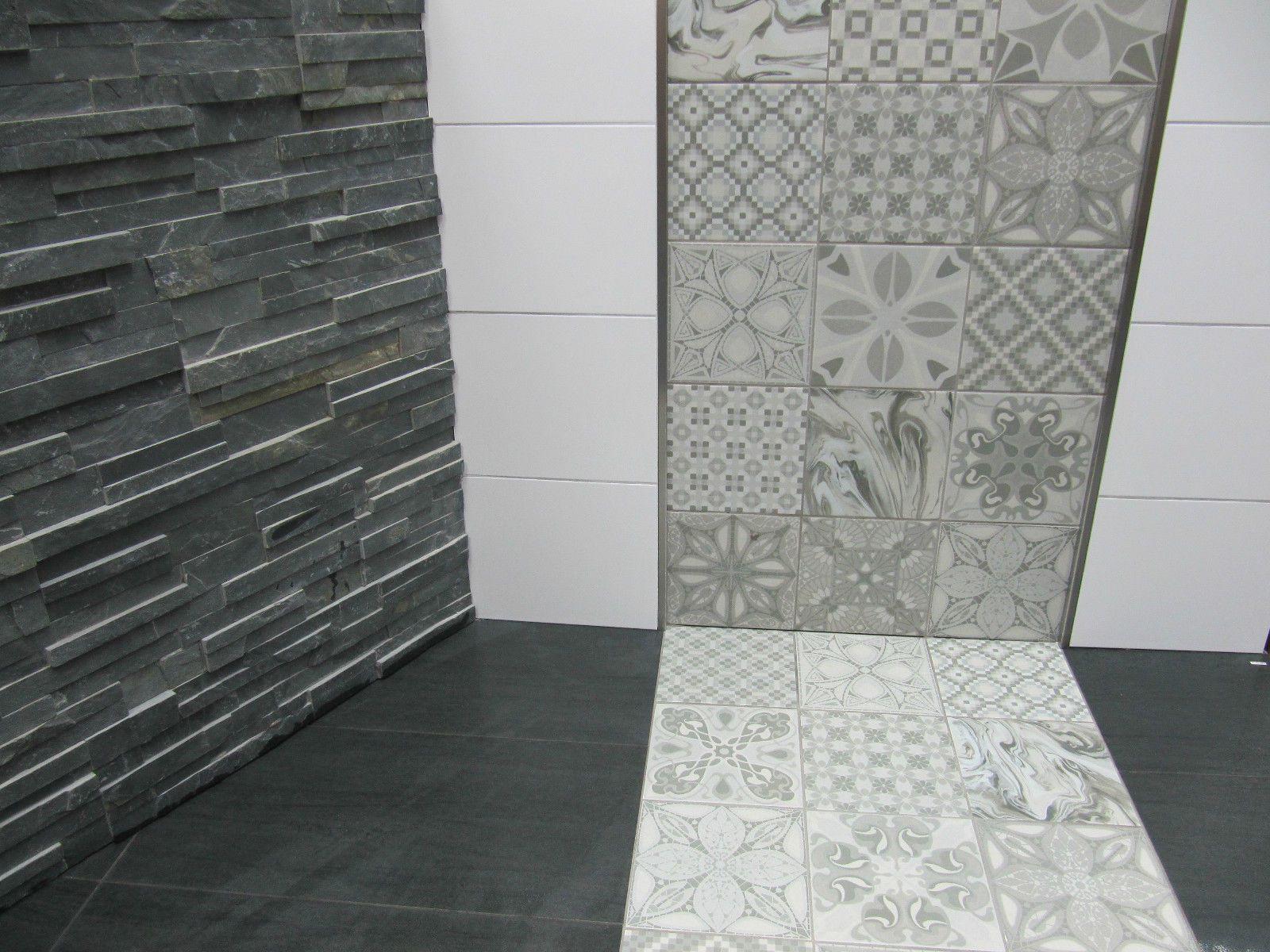 Details zu Vives Tassel Perla 20 x 20cm Dekor Bodenfliesen ...