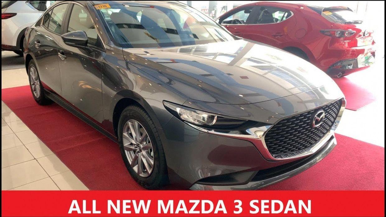 Mazda 3 2020 Philippines History Di 2020