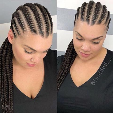* Follow Nigerianhairstyles Braided Cornrowstyles - Hair Beauty
