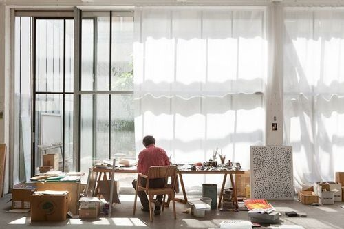 the ideal #workspace is as clean or as messy as you need it to be