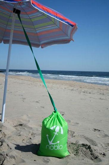 Lo Beach Umbrella Anchor With