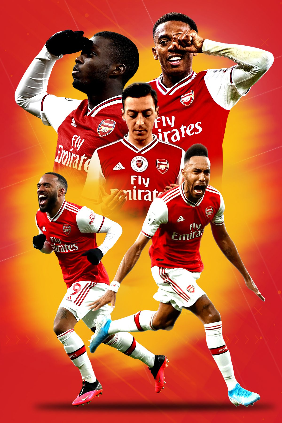 Wallpaper Arsenal Team 2020 - Hd Football