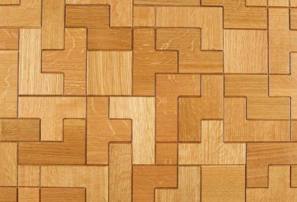tetris floor 1 e1376124461243 the tetris floor traditional parquet flooring with a twist - Tetris Planken