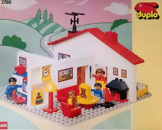 Bildergebnis für lego duplo haus alt anleitung