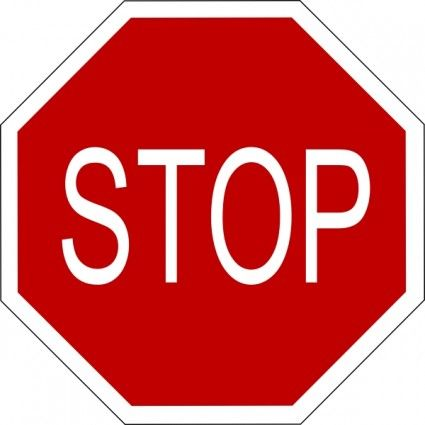 Stop sign - Wikipedia |Stop Sign Writing