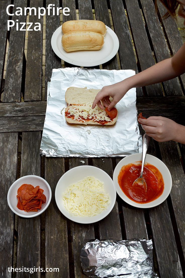 Photo of Campfire Pizza