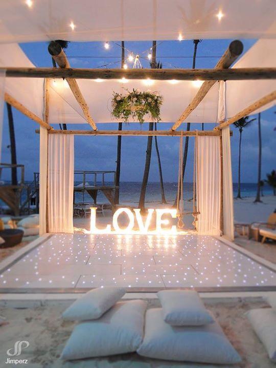 Fairytale Destination Wedding in Punta Cana, Dominican Republic - WeddingLovely Blog
