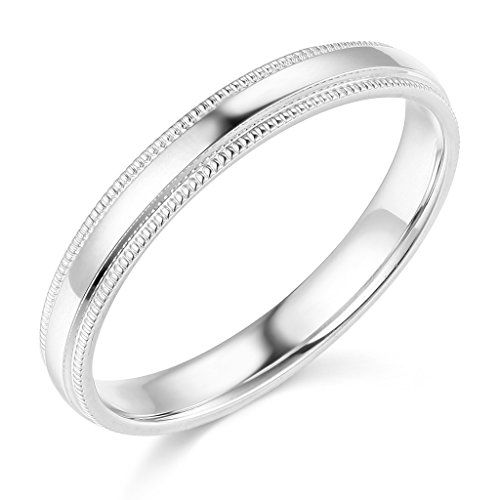 For The Day You Will Always Remember This Beautiful 14 Karat Gold Wedding Band Is Exquisitely Crafted Milgrain Wedding Bands Wedding Ring Bands Wedding Bands