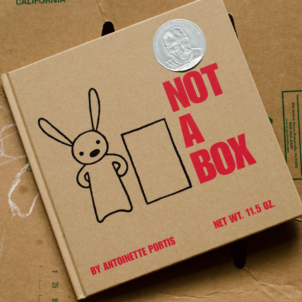 Not A Box by Antionette Portis