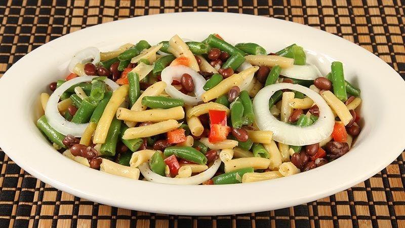 Marinated Three Bean Salad Recipe