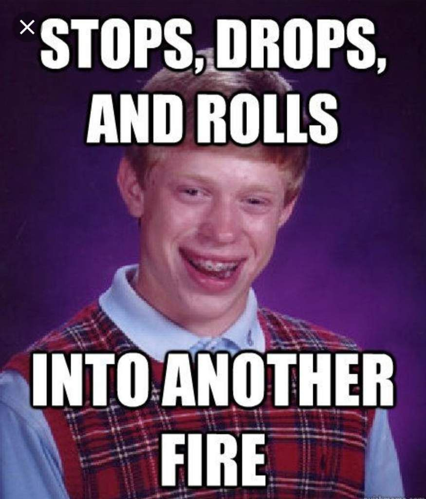 Mcdonald S Sponsored Post Bad Luck Brian Know Your Meme