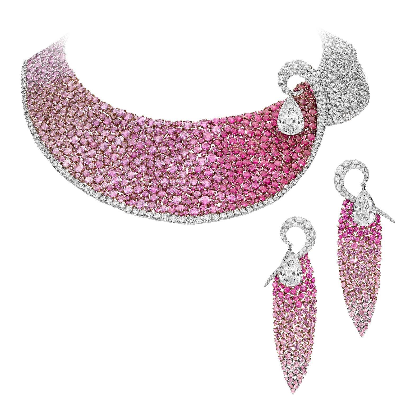 Boghossian lights up Bella Hadid with Les Merveilles jewels