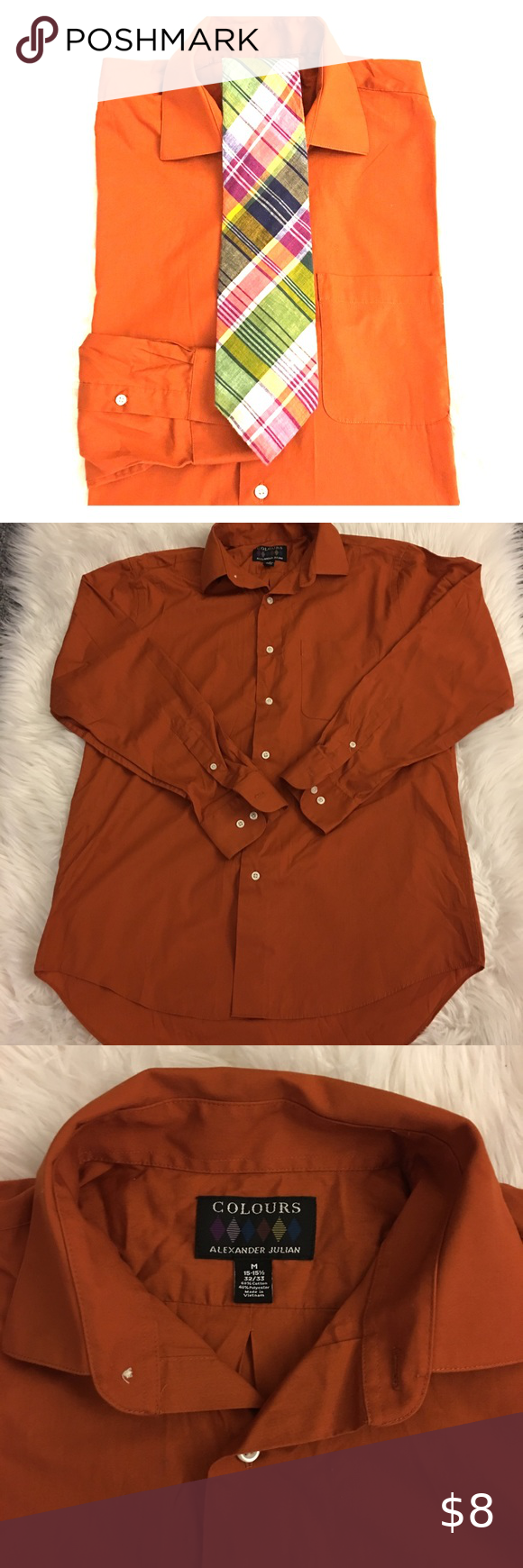 Men S Burnt Orange Dress Shirt Orange Dress Shirt Burnt Orange Dress Shirt Burnt Orange Dress [ 1740 x 580 Pixel ]