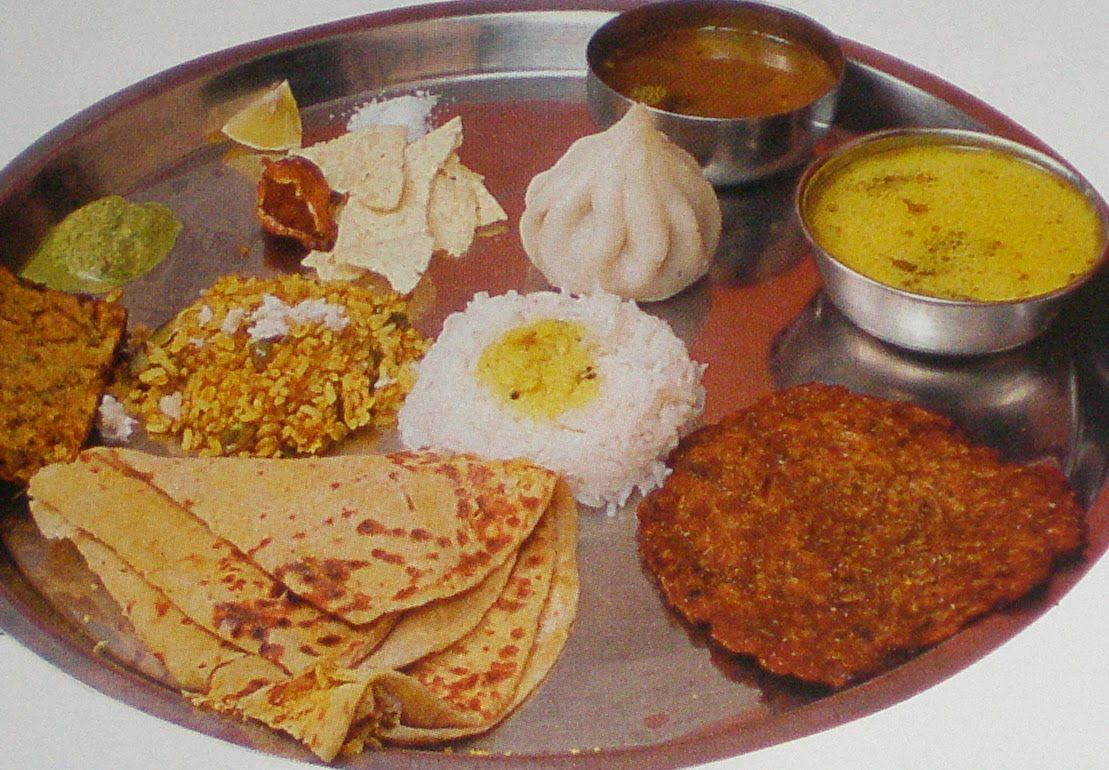 Marathi food | Marathi food | Indian food recipes, Veg ...