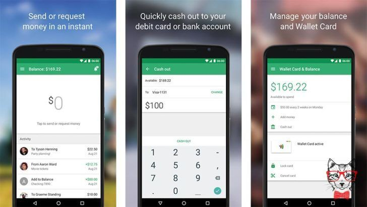 How to send and receive money with google wallet geeky