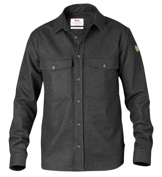 Övik Wool Shirt