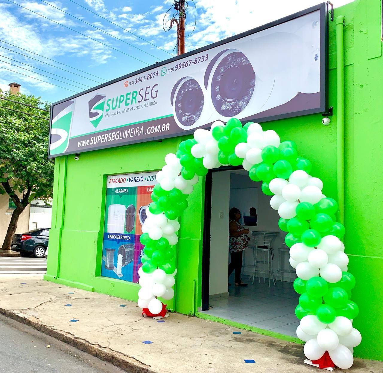SuperSeg Brasil inaugura em Limeira 11ª loja no interior