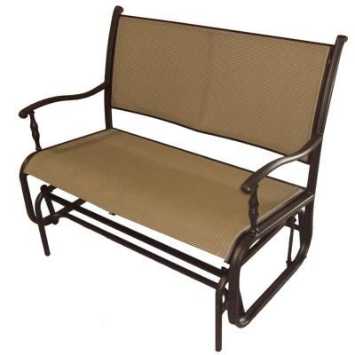 MS Living Welland Double Glider Bench