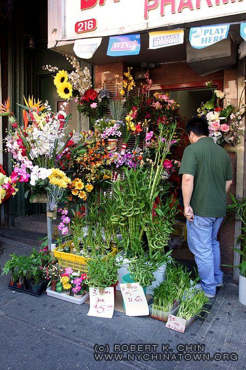 Silk flower vendor new york city pinterest chinatown manhattan silk flower vendor mightylinksfo