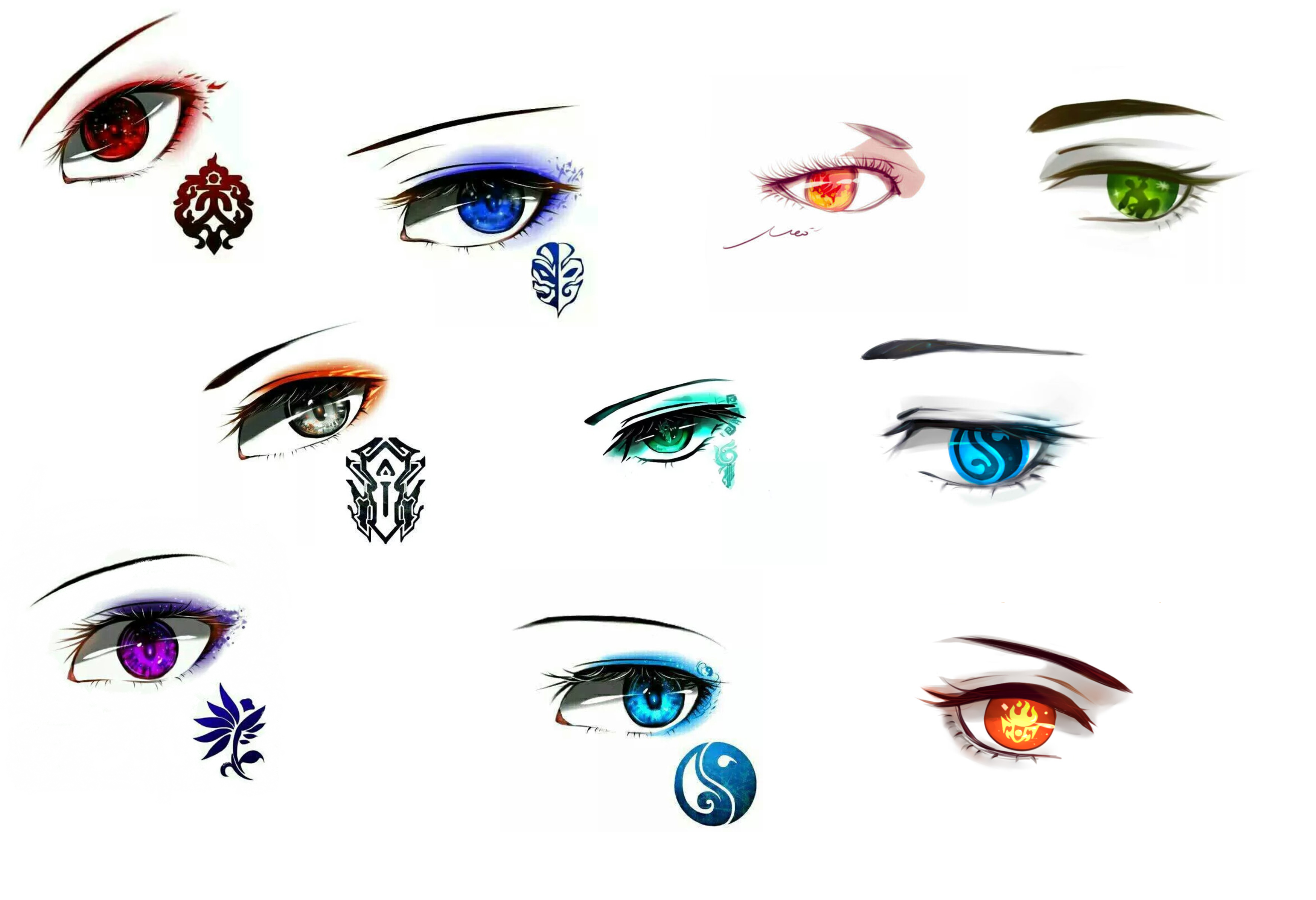 Eye Reference Ideas Anime Eye Drawing Anime Eyes Eyes Artwork