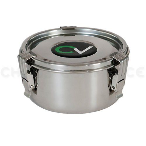 Cvault Storage Container Stainless Steel Humidity Control Medium Size Po455k5u 7rkb282669 Ch Glass Storage Containers Storage Containers Stash Containers