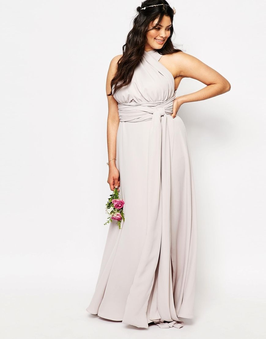 For The Plus Size Bride: The ASOS Curve Bridal Collection!