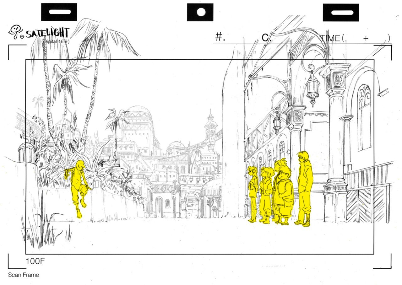 Yann Le Gall  Composition    Layouts Animation And