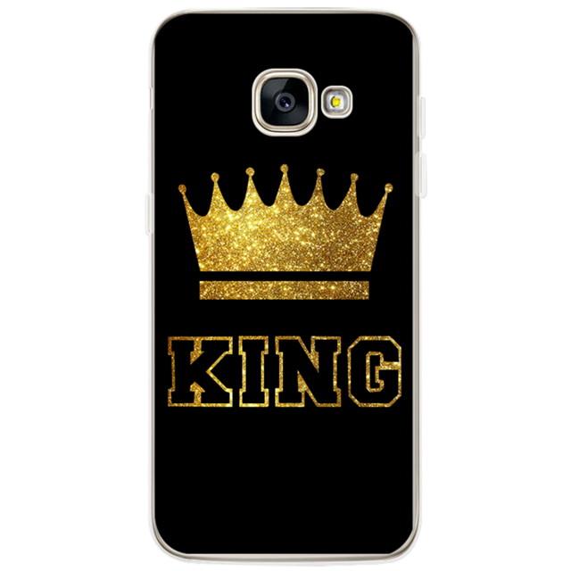 b713827cfd King & Queen Matching Couple Case for Samsung Galaxy S8/S8 Plus ...