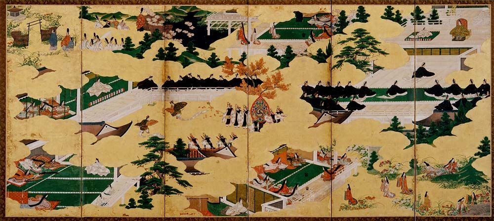 江戸幕府の御用絵師として信認された狩野養信の作品... 江戸幕府の御用絵師として信認された狩野養