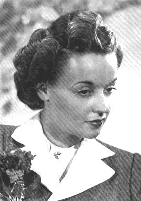 early 40's hairstyle tutorial