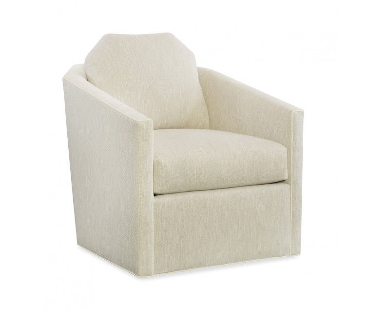 Jewel Swivel Chair From Tobi Fairley For Crlaine With Images