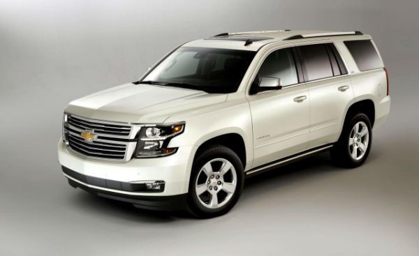2016 Chevrolet Tahoe White Chevrolet Tahoe Chevy Tahoe Chevrolet