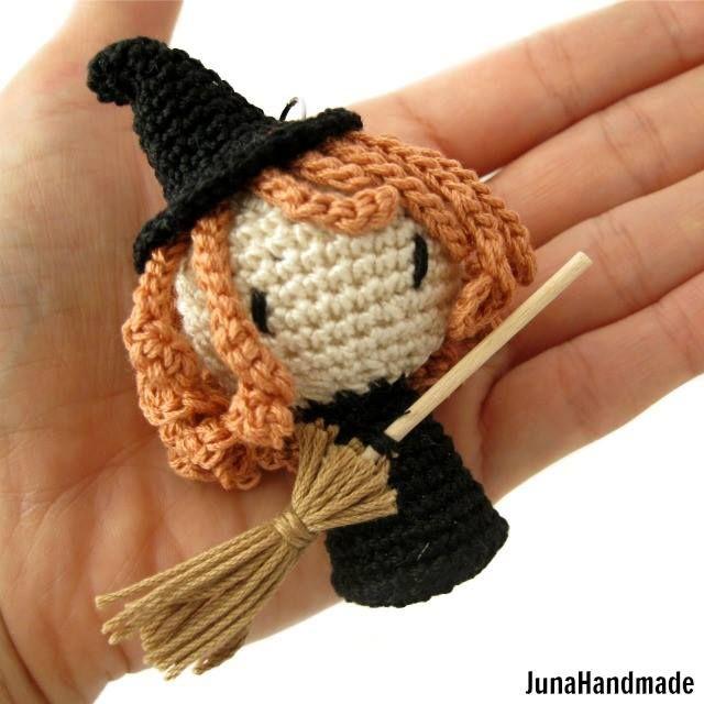 Llavero tejido crochet amigurumi | Llavero ganchillo | 640x640