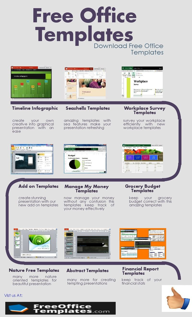 latest templates available on freeofficetemplates for your online presentations