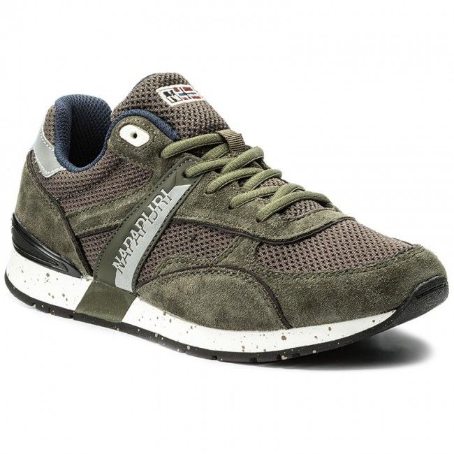 save off c830b 4e01b Sneakers NAPAPIJRI - Rabari 15833199 Turtle Green N75  Best Shoes in 2019   Pinterest  Sneakers, Sneakers fashion and Shoes