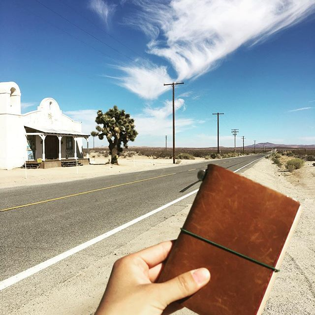 Anyone recognize this church? #travelersnotebook #midoritravelersnotebook