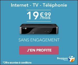 Baisse De Tarif Sur La Bbox De Bouygues Telecom Internet Tv