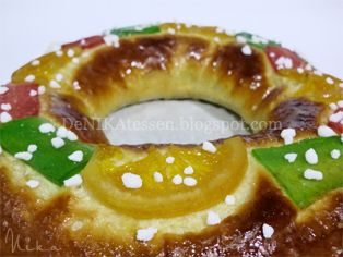 Roscón de Reyes | DeNIKAtessen - Recetas de Cocina
