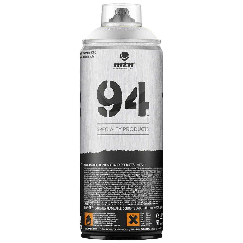 Amazon.com: Montana MTN 94 Series 400ML Chalk Spray Paint WHITE: Arts,